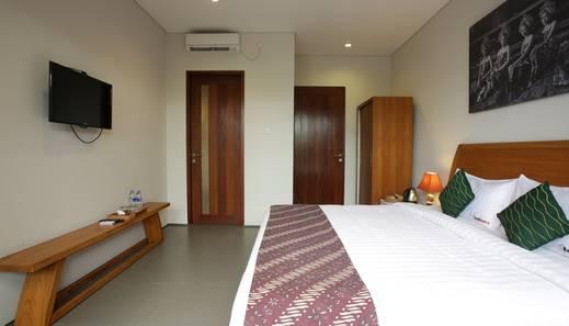 RedDoorz @ Nelayan Canggu Bali - Kamar tamu