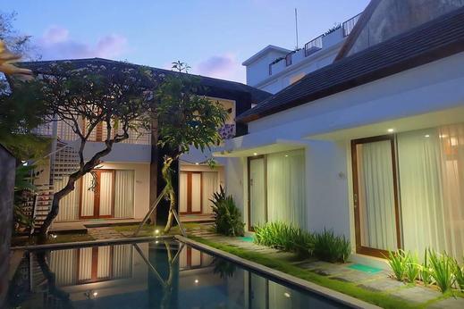 Papillon Echo Beach Bali - exterior