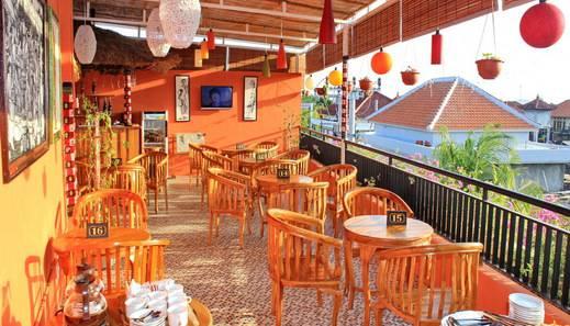 Manggar Indonesia Hotel Bali - Sunset Lounge