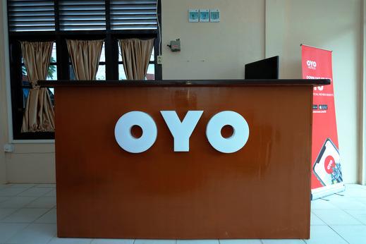 OYO 950 Steze Kost Jambi - reception