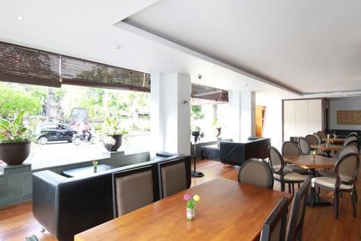 Airy Legian Sriwijaya Kuta Bali - Restaurant