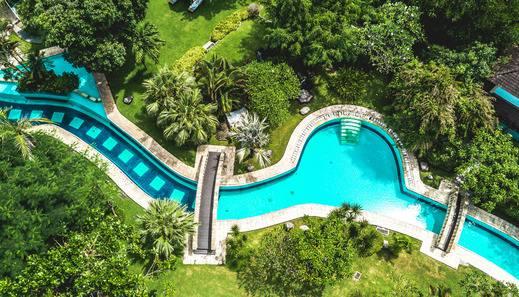 The Cakra Hotel Bali - The Cakra Hotel (23/10/2017)