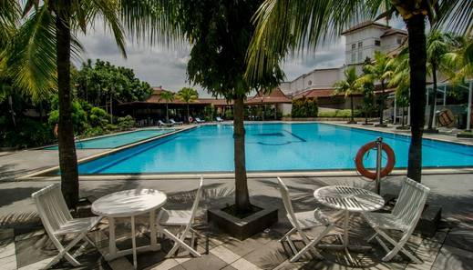 The Sunan Hotel Solo - Swimming Pool