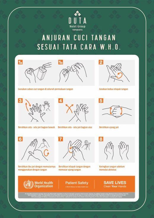 Duta Guest House Yogyakarta - Clean & Safe