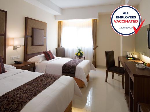 Aston Manado City Hotel Manado - Vaccinated
