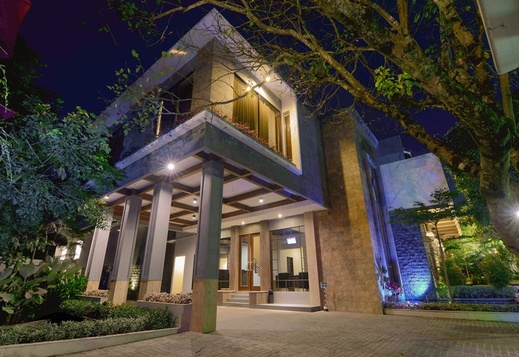 De Jehan's Boutique Hotel Kuningan - Outdoor