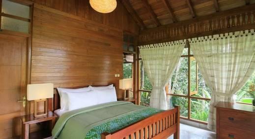Omkara Mountain Retreat Yogyakarta - Two Bedrooms Villa