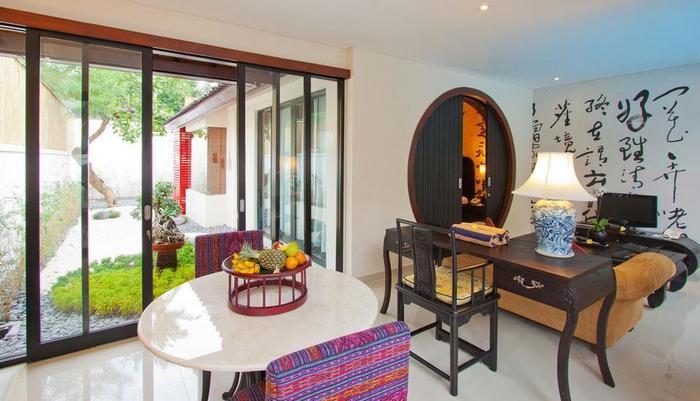 Four On Drupadi Bali - 1 Bedroom