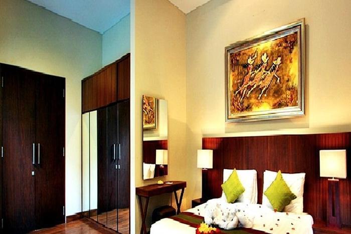 Aswattha Villas Bali - Kamar Tamu