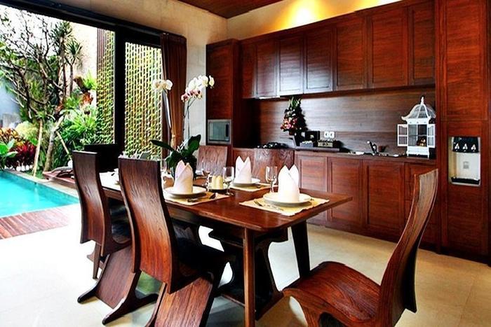 Aswattha Villas Bali - Ruang Makan