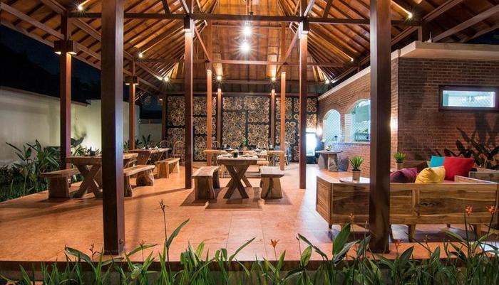 Samata Village Gili Air - Restorant 2