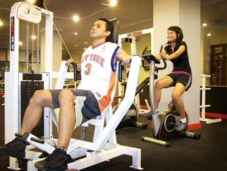 Hotel Pandanaran Semarang - Fitness Centre