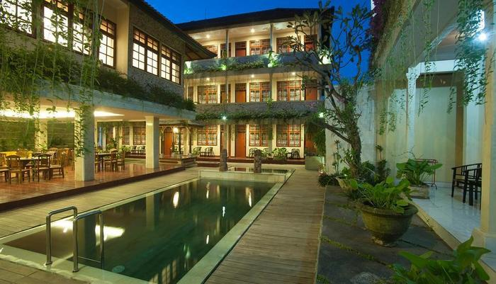 Hotel Catur Adi Putra Bali - Kolam Renang