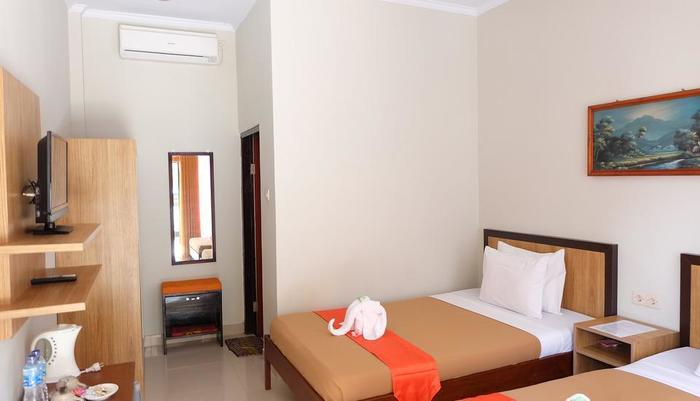 Hotel Catur Adi Putra Bali - Kamar