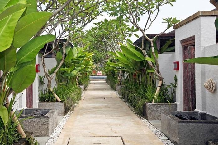 Ivory Resort Seminyak - Tampilan Luar Resort