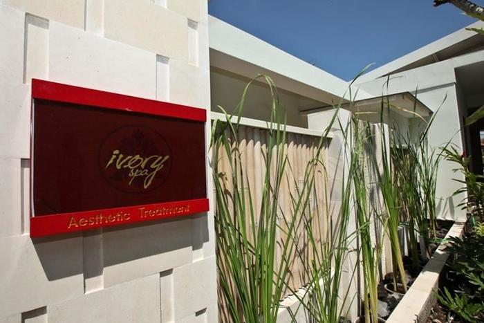 Ivory Resort Seminyak - Spa Entrance