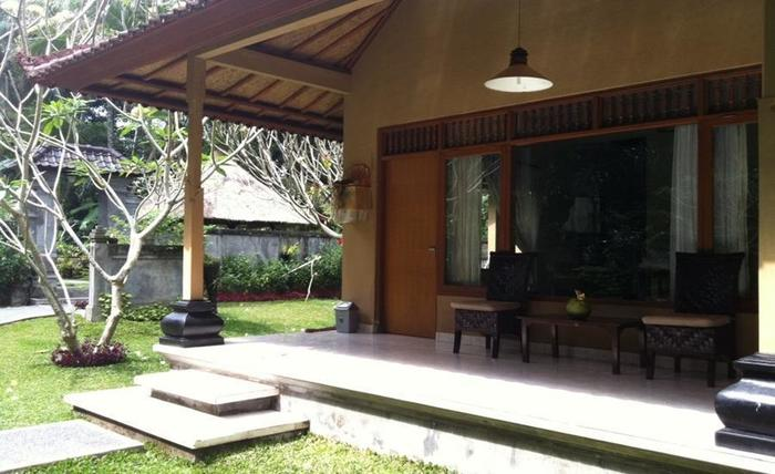 Coco Alami Guesthouse Bali - Eksterior