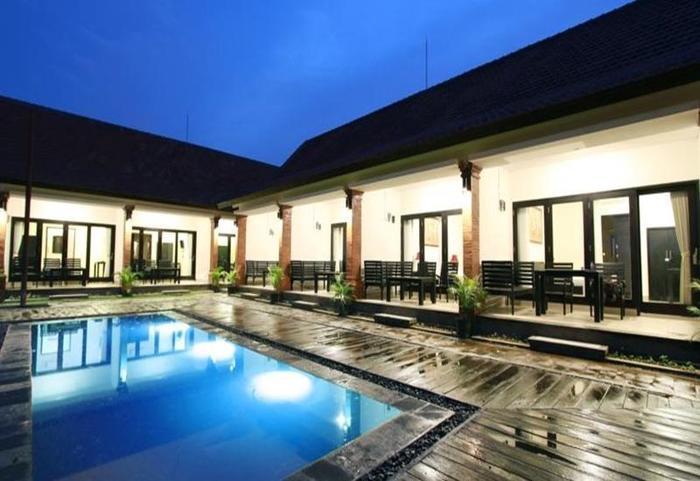 Kampung Canggu Bali - Eksterior