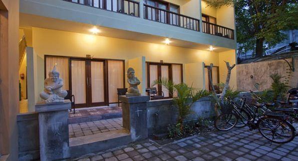 Abian Kokoro Hotel Sanur - Kamar tidur