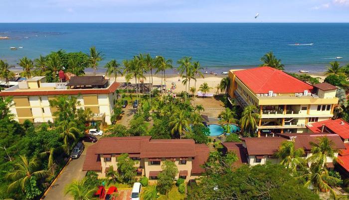 Hotel Jayakarta Anyer Serang - View