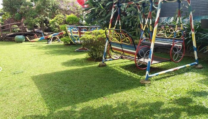 Hotel Delaga Biru Cipanas - Taman Bermain Anak