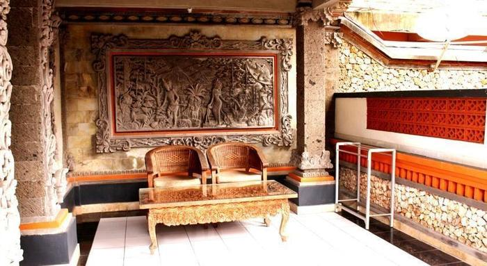Dewa Bharata Bali - Teras