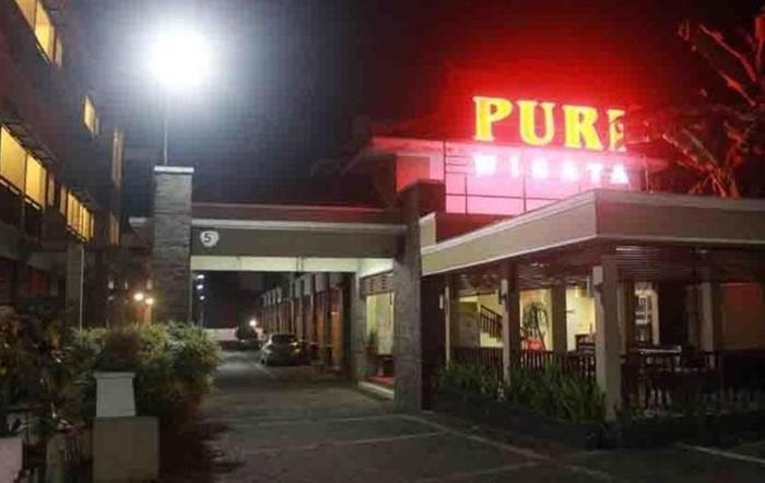 Hotel Puriwisata Baturaden - Eksterior