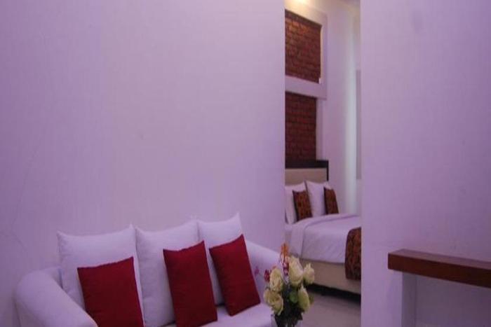 The Jhons Aquatic Resort Cianjur - Kamar tamu