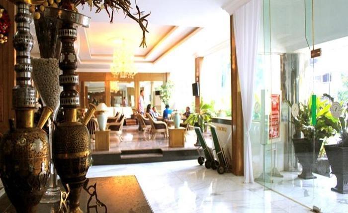 John's Pardede International Hotel Jakarta - Interior