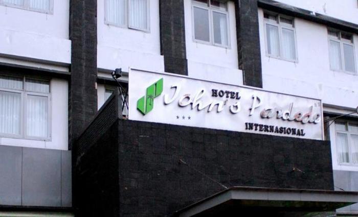 John's Pardede International Hotel Jakarta - Eksterior