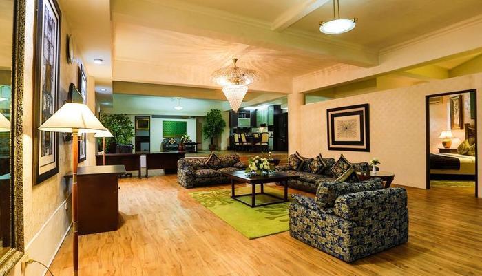 John's Pardede International Hotel Jakarta - Kamar Penthouse