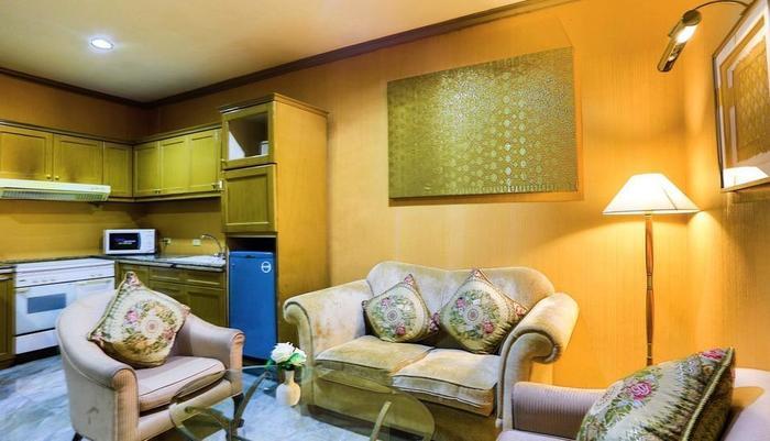John's Pardede International Hotel Jakarta - Kamar Tamu President Suite