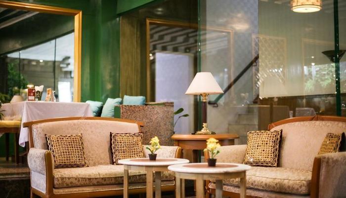 John's Pardede International Hotel Jakarta - Inspirasi dari Hotel Beverly Hilss, USA