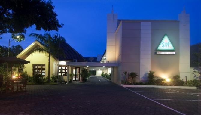 Hotel Sentana Mulia Pemalang - Eksterior