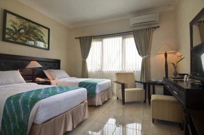 Hotel Sentana Mulia Pemalang - Kamar Twin