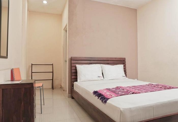 RedDoorz @Ngurah Rai Sanur 2 Bali - Kamar tamu