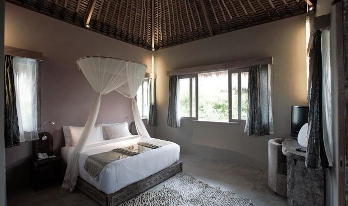 Blue Karma Hotel Bali - Kamar Tidur - Villa 4 Kamar
