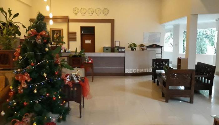 Hotel Ima Kupang - Resepsionis