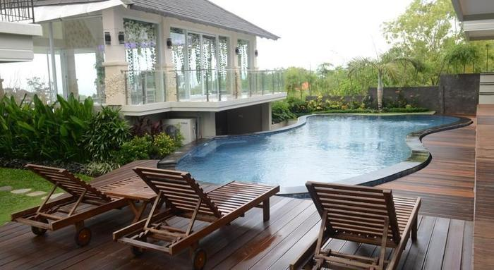 Flamingo Dewata Villa Bali - Kolam Renang
