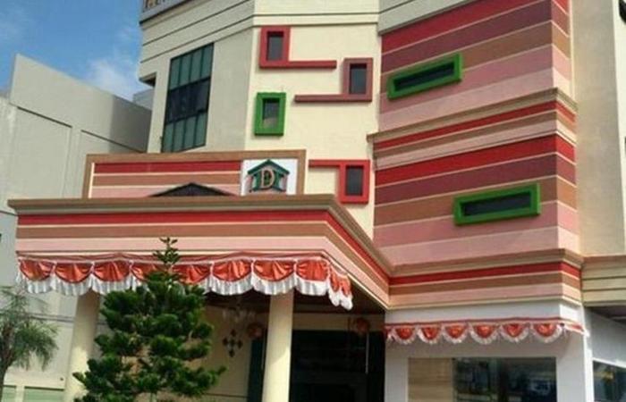 Hotel Derawan Indah Berau - Eksterior