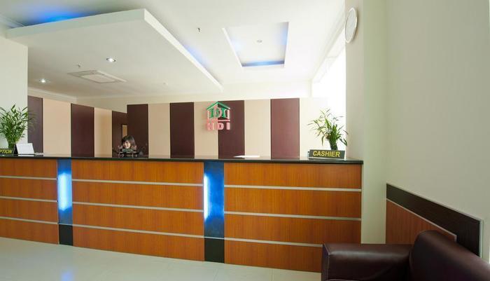 Hotel Derawan Indah Berau - Front Office
