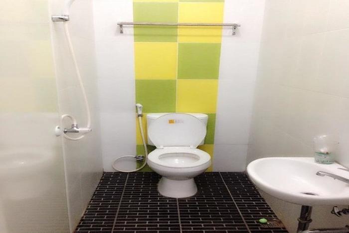 Wisma Asiatique Pekanbaru - Kamar mandi