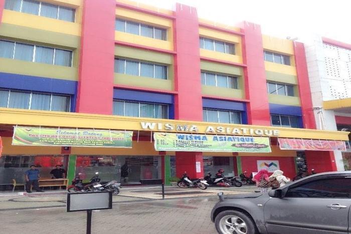 Wisma Asiatique Pekanbaru - Tampilan Luar Hotel
