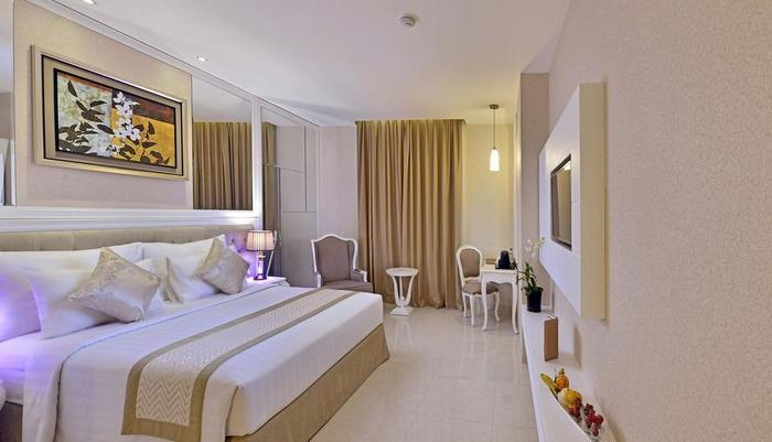 Grand Savero Hotel Bogor - Kamar Deluxe