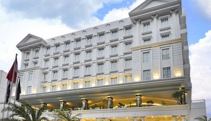 Grand Savero Hotel Bogor - Exterior