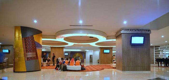 Hotel Grand Inna Muara Padang - (13/Feb/2014)