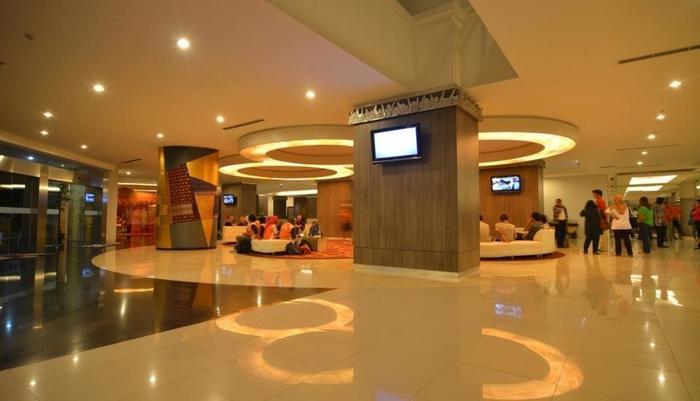 Hotel Grand Inna Muara Padang - Main Lobby