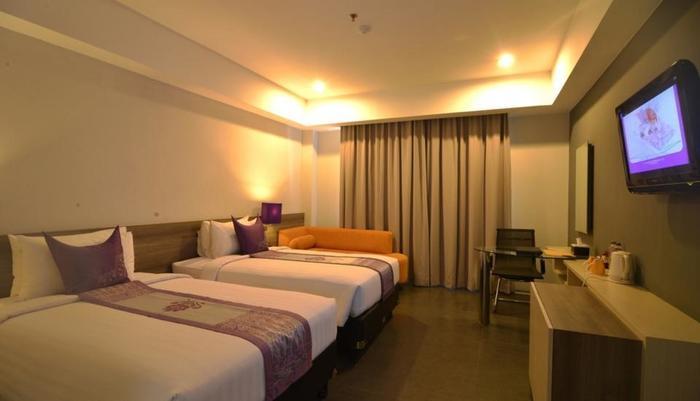 Hotel Grand Inna Muara Padang - Deluxe Twin