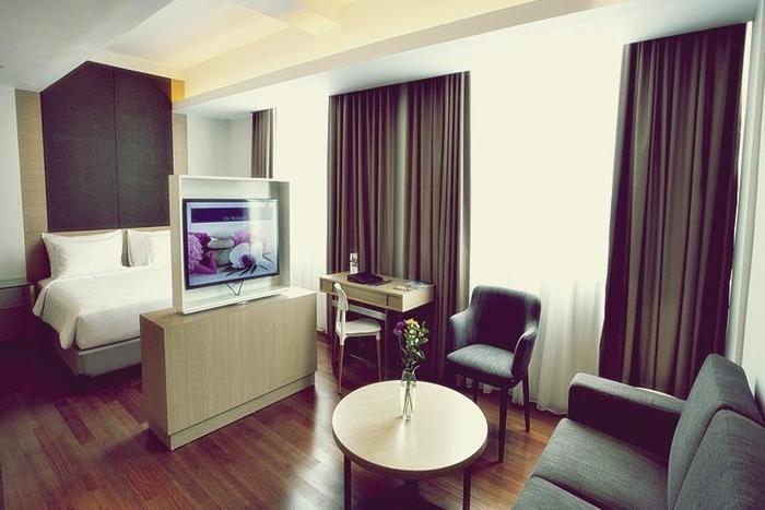 Swiss Belinn Airport Jakarta - Kamar Suite