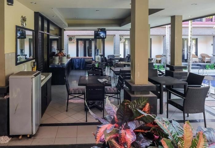 NIDA Rooms Puri Gerenceng 1 Legian - Restoran